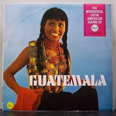 (o) The Wonderful Latin American Sound Of RCA - Guatemala (Promo-LP)