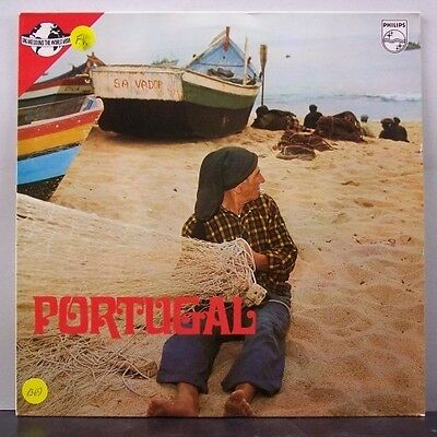 (o) V.A. Songs And Sound The World Around - Portugal (Promo-LP)