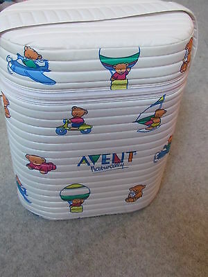 Avent Naturally Thermal Baby  Bottle Carrier - Vgc