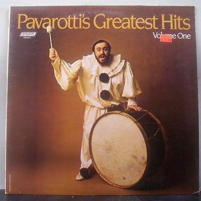 (o) Luciano Pavarotti - Greatest Hits Volume One