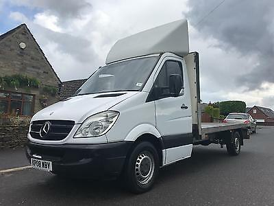 2008 mercedes benz sprinter 2 1 311 cdi chassis cab for Mercedes benz sprinter cab chassis