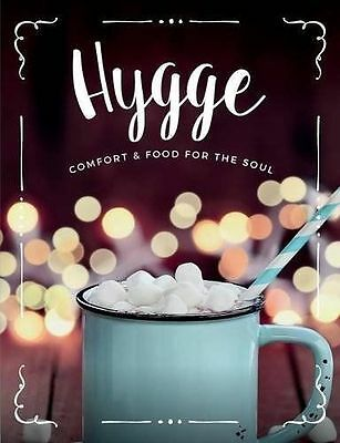 Hygge: Comfort & Food For The Soul by CookNation 9781911219552 NEW [Paperback]