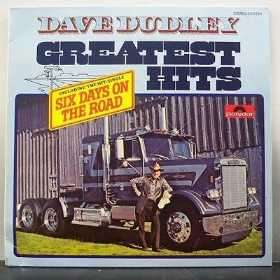 (o) Dave Dudley - Greatest Hits