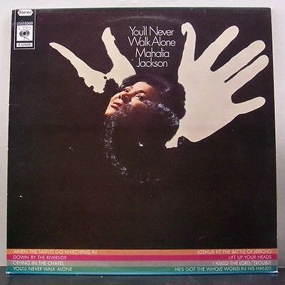 (o) Mahalia Jackson - You'll Never Walk Alone