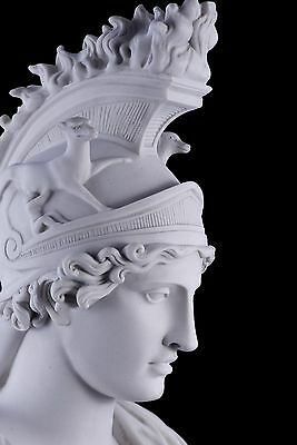 Marble Bust of a Roman Diety Roma, Classical sculpture, Bust, Art, Ornament.