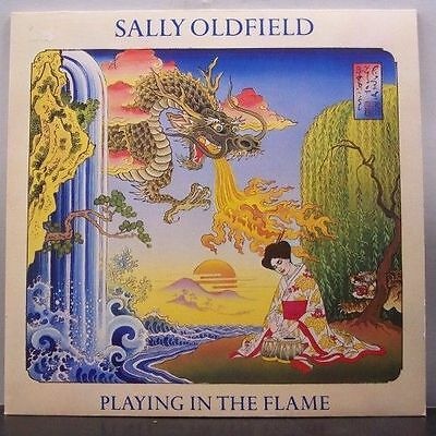 (o) Sally Oldfield - Playing In The Flame