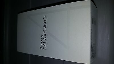 Samsung Galaxy Note 4 T-Mobile Box, Manual, Charger, S-Pen & Earphones Only!