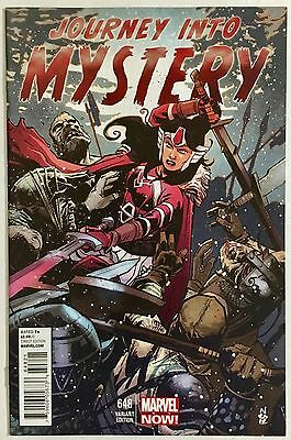 Journey Into Mystery #648 Klein 1:50 Variant, NM+, Less than 420 made, Rare, HTF