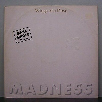 (o) Madness - Wings Of A Dove (Maxi)