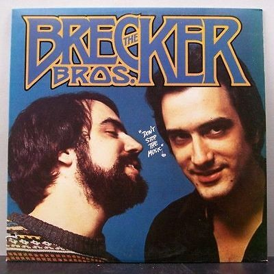 (o) The Brecker Brothers - Don't Stop The Music (USA)