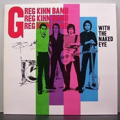 (o) Greg Kihn Band - With The Naked Eye
