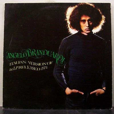 (o) Angelo Branduardi - English Version Of 1st LP Released 1974