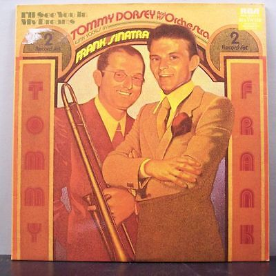 (o) Tommy Dorsey & Frank Sinatra - I'll See You In My Dreams (Promo 2-LP)