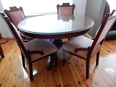 Antique Dining Room Setting