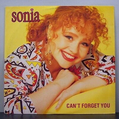 (o) Sonia - Can't Forget You (Maxi)