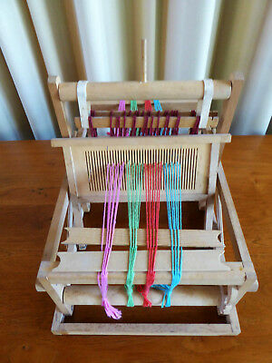 Small Wooden Table Loom
