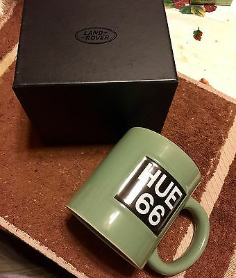 Land Rover Coffee Cup