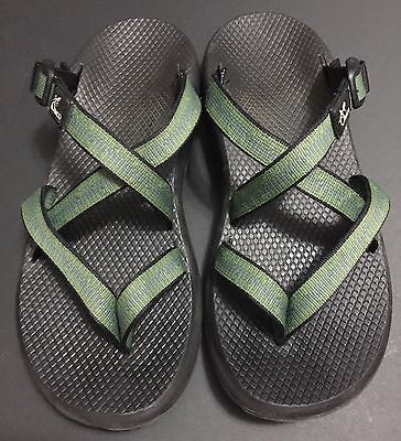 Chaco Green Men's Thongs Sandals Flip Flops  Size 12.