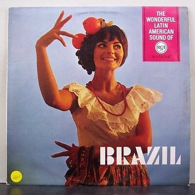 (o) Bossa With A Beat - The Wonderful Latin American Sound Of Brazil (Promo-LP)