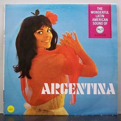 (o) Tango Original - The Wonderful Latin American Sound Of Argentina (Promo-LP)