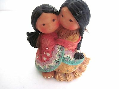 Friends of the Feather ''Gotta Have a Hug'' Figurine  by ENESCO  115746