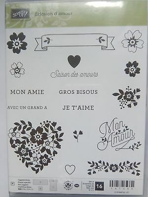 Stampin Up Éclosion d'amour Neu!