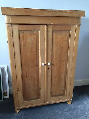 Small Antique Wardrobe