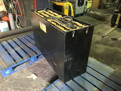 Vna Very Narrow Aisle Forklift Ormic A.48-6-52M Breaking Battery Only