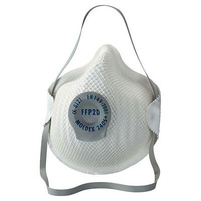 Moldex 2405 Classic Disposable Dust Mask FFP2 Pack of 3