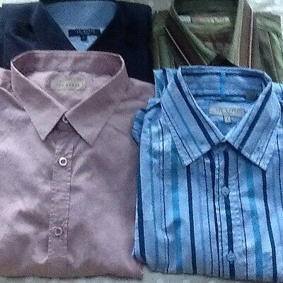 Job Lot Ted Baker Shirts In Various Sizes