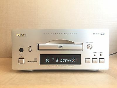 TEAC DV-H500 • DVD Player • Hi-Fi CD TrueSurround Dolby Digital DTS