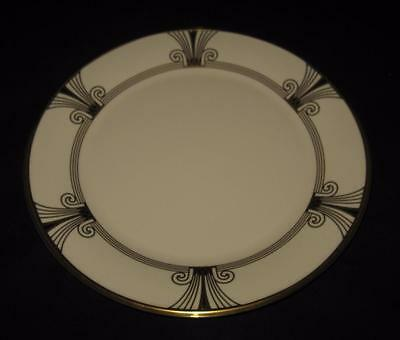 """Lenox ETERNAL DECO, Dimension Collection, Gold, Service Charger Plate, 11 3/4"""""""