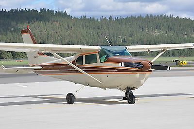Cessna 210. Seller Willing To Finance! Fresh Annual! Ready To Fly!