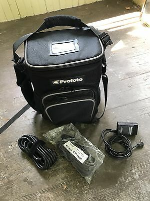 Profoto BatPac portable battery power pack USED.  Was a demo from a camera store