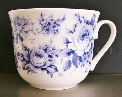 Roy Kirkham Large Breakfast Cup 'English Chintz' Fine Bone China NEW