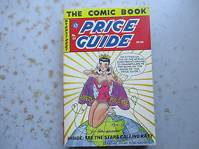 Overstreet Comic Book Price Guide No. 14  from 1984