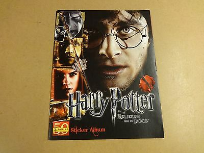 Sticker Album Panini Incl Alle Stickers -Harry Potter En De Relieken Van De Dood