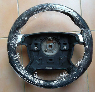 Ford Falcon FPV BA BF GT-P XR GT F6 XR chunky perforated leather steering wheel