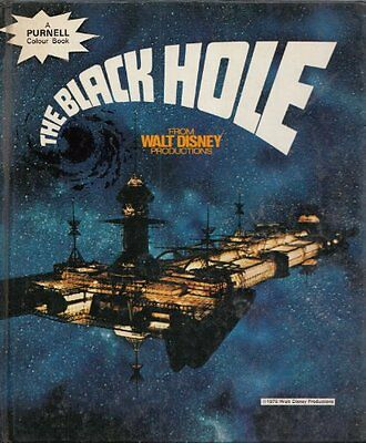 The Black Hole Hardback Book The Cheap Fast Free Post