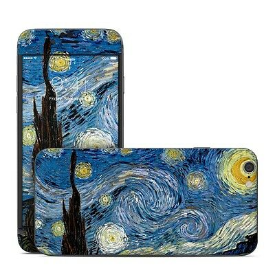 NEW Van Gogh Starry Night Vinyl Decal Skin Kit Sticker Cover For iPhone Models