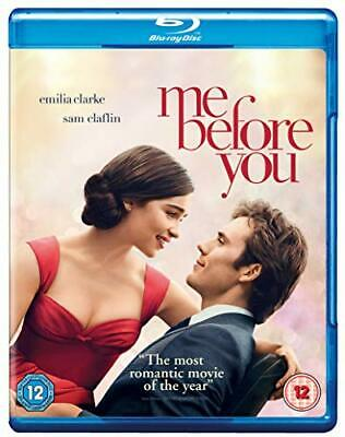 Me Before You [Includes Digital Download] [Blu-ray] [2016] [Regio... - DVD  LWVG