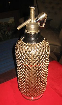 A Vintage Sparkle's Soda Syphon : Made In London