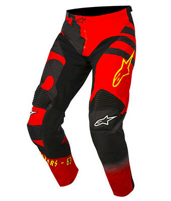 2018 Alpinestars Racer Braap Pant Red/Black