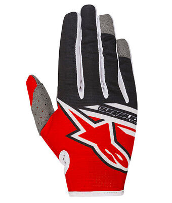 2018 Alpinestars Radar Flight Glove Red/Black