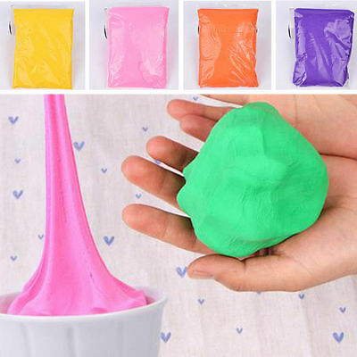 Safety Soft Polymer Magic Clay Plasticine Modelling Air-dried Toy 6 Color