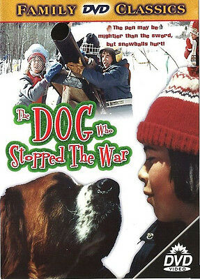 The Dog Who Stopped The War Dvd R1
