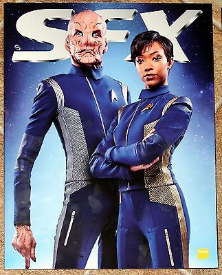SFX - Issue 291 - Star Tek Discovery - Subscribers Edition - New