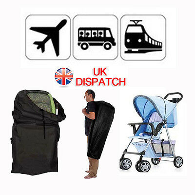 Baby Travel Umbrella Stroller Bag Buggy Pram Pushchair Carrying Cover UK Stock