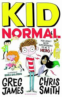 Kid Normal by Smith, Chris Book The Cheap Fast Free Post