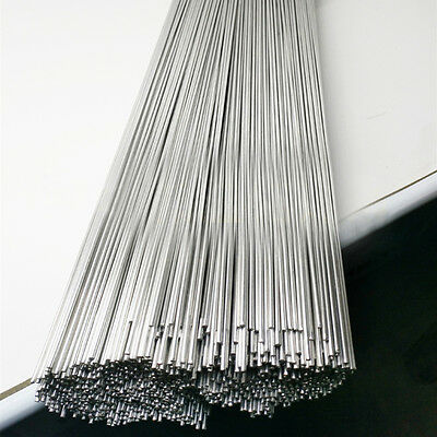 20/40Pcs 2x1000mm Aluminum Low Temperature Repair Welding Brazing Soldering Rods